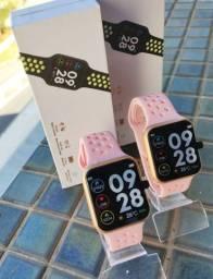 Relógio Smartbracelet F9 Rose 44