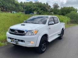 Toyota Hilux SRV 2008 4x4 diesel