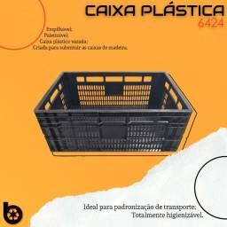 Caixa Plástica 6424 - Bananeira