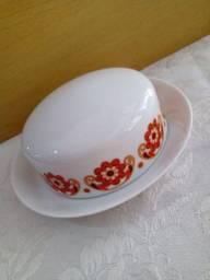 Grande mantegueira porcelana Renner