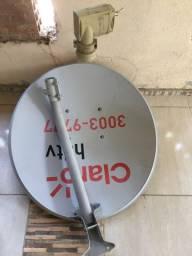 Antena claro de 70cm