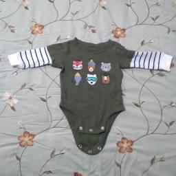 Kit 2 Bodies Carters - Importado