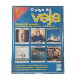 Jogo Da Veja, 2ª Edição Feito Pela Grow Final Dos Anos 80