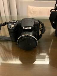 Câmera fotográfica  Canon Wi-Fi