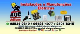 II Eletricista, Instalação Elétrica, Luminárias,