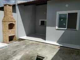 SI - Casa de 3 quartos, 2 wc's, 1º parcela só em julho e escritura grátis