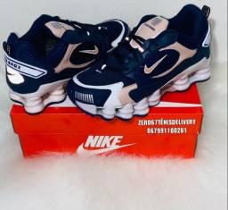 Tênis Nike 12 Molas REFLETIVO