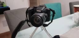 Câmera semi profissional Nikon Coolpix P510 zoom 42x