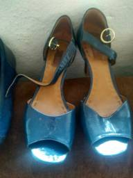 Calçados número 34