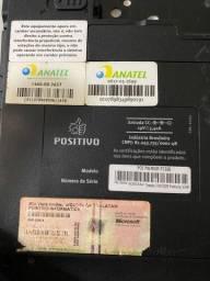 Notebook positivo leia anuncio