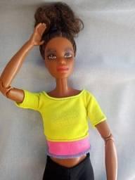 Boneca Barbie - Made To Move