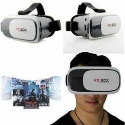 FRETE GRÁTIS!! Óculos de realidade virtual 3D VR Box para Smartphone.