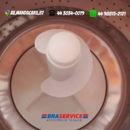 Título do anúncio: Assistencia Tecnica Em Maquina de Lavar Brastemp em Maringa 30340090