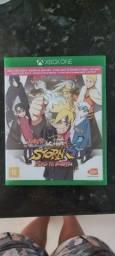 Jogo Naruto Shippuden Ultimate Ninja Storm 4 para Xbox One S