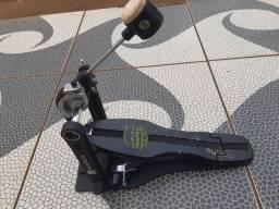 Pedal Single Mapex P800 Corrente Dupla Super Robusto. Tooop!