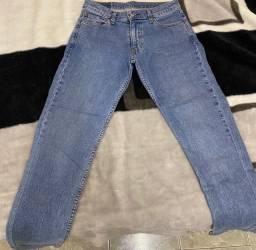 Título do anúncio: Calça Levi's 511 Slim Masculina Tam. 38