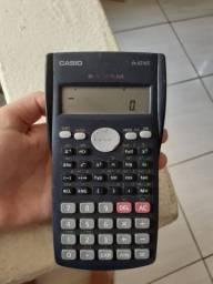 Calculadora científica  com 240 funções casio <br><br><br>
