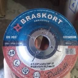 Vendo discos de corte , desbaste , policorte é disco flap
