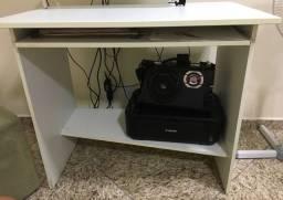 Escrivaninha mesa pra escritório e computador