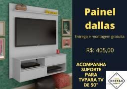 Montagem e entrega gratuita por 405 reais
