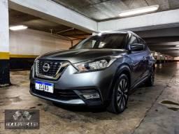 2017 Impecável Nissan Kicks SL 1.6 Flex Blindada