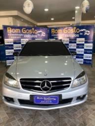 Título do anúncio: Mercedes- Benz C 180 1.8 Blindada 2011 Aut