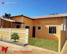 Casa com 1 dormitório à venda, 36 m² por R$ 85.000,00 - Unamar - Cabo Frio/RJ