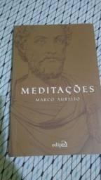 Livro: Meditações - Marco Aurélio