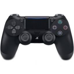 Controle Sony Dualshock 4 Sem Fio Ps4 Preto, Novo, Lacrado ou 12X R$ 27,65