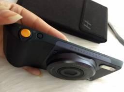 Moto Snap Camera Motorola Hasselblad True Zoom Preto z1,z2,z3
