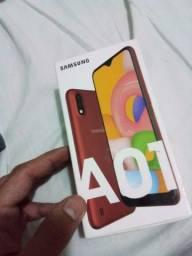 A01 modelo novo