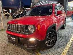 Título do anúncio: Jeep Renegade Longitude + Teto Panoramico