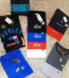 Camisa regata várias marcas