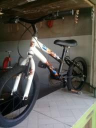 Título do anúncio: Bicicleta masculina reformada de crianças