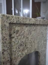 Vendo Pia de Granito 1.20 x 0.60 cm, alto padrão, bisotada