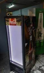 Título do anúncio: Geladeira Expositora Slim Metalfrio 230 Litros