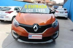 Título do anúncio: Renault Captur Zen 1.6 Automático 2018