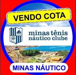 Vendo cota Minas Náutico