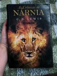 Título do anúncio: Livro As Crônicas de Nárnia