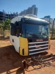 Título do anúncio: Cabine Scania