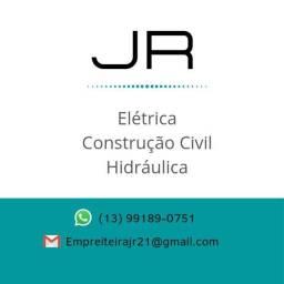 Pedreiro / Eletricista profissional