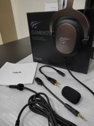 Título do anúncio: Headphone Fone de Ouvido Havit HV-H2002d, Gamer, com Microfone