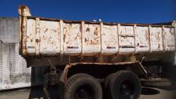 Vendo caçamba truck