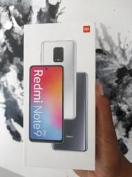 LI*QUI*DA*CÃO 20*21 da Xiaomi.. REDMI Note 9 Pro NOVO LACRADO COM GARANTIA