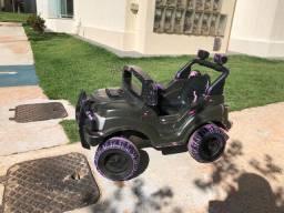 Carro infantil a bateria