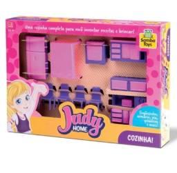 Coleção Judy home cozinha boneca