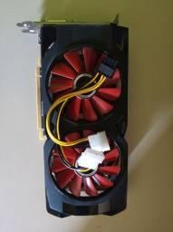 Placa de vídeo RX570