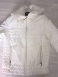 Jaqueta branca - VEJA