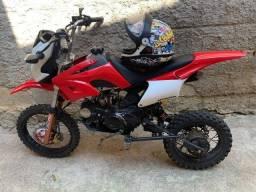 Título do anúncio: Mini moto 125cc
