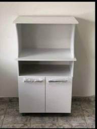 armário de microondas